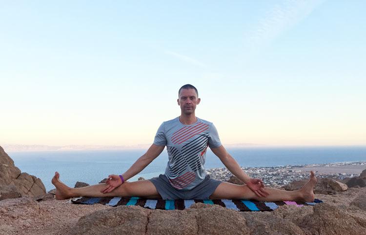 йога тур в Дахаб 2018