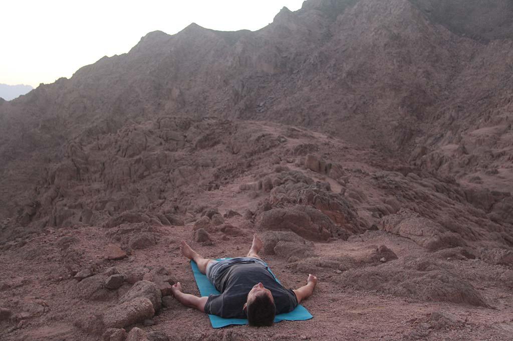 расслабление тела и ума